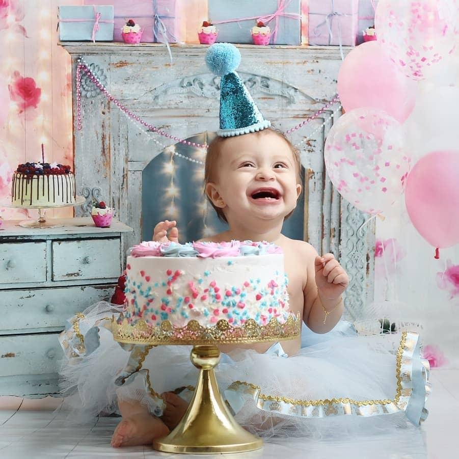 Ensaio Fotográfico de Bebês